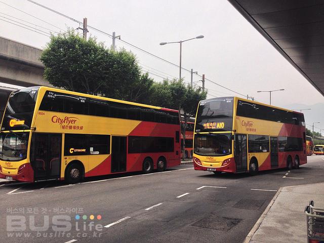 홍콩의 이층버스