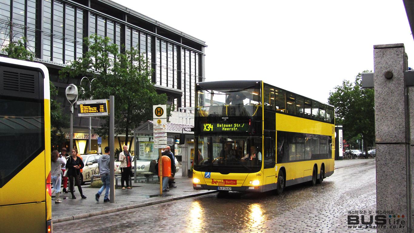 독일 베를린시 이층버스