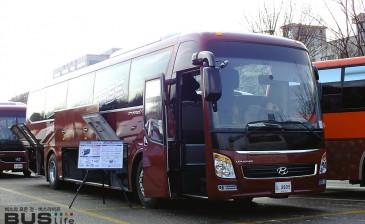 Euro-6 적용한 유니버스 2015년형을 만나보다!