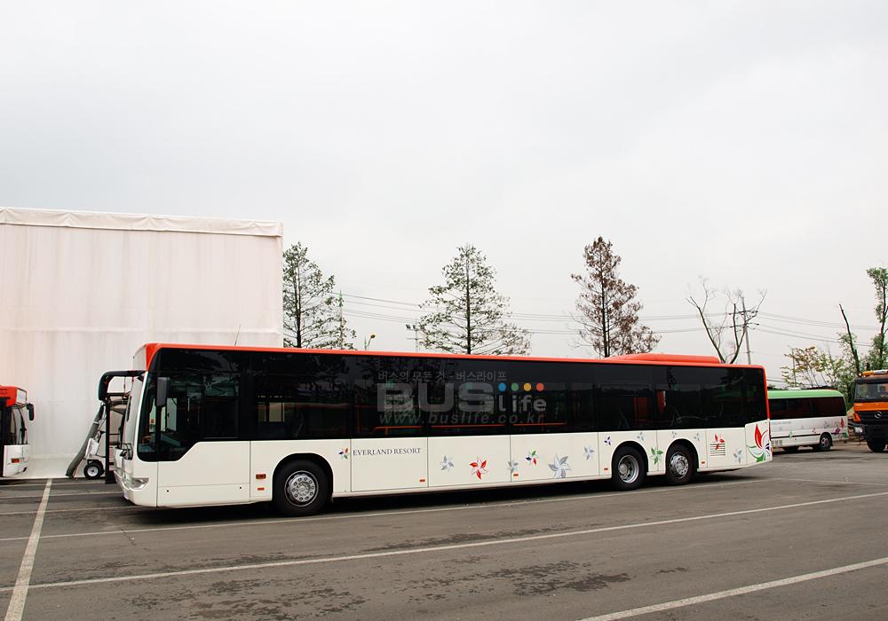 벤츠 Citaro Bus