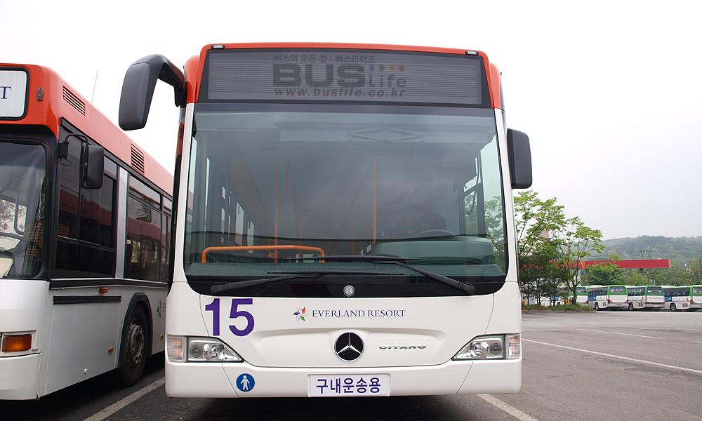 벤츠 시타로 시내버스