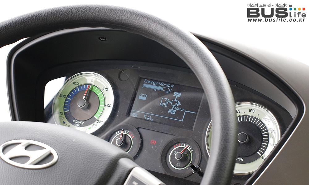 xe điện hiện đại, thành phố điện bảng điều khiển xe buồng lái