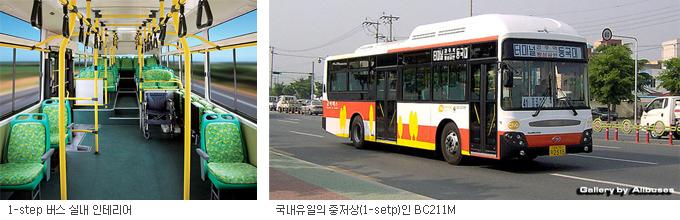 국내 유일의 중저상(1-step) BC211M