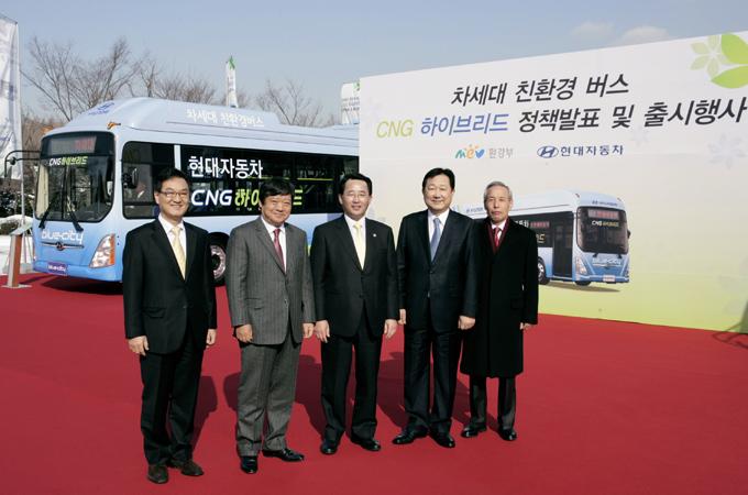 Từ không khí đô thị các jeongyeonang trái hwangyeongcheongjang, các trò chơi gimgiseong xe buýt kết hợp Giám đốc, Bộ Môi trường munjeongho vay, kinh doanh thương mại choehanyoung Hyundai Motor Phó Chủ tịch, Chủ tịch jeongjinseop kết hợp xe buýt Seoul.